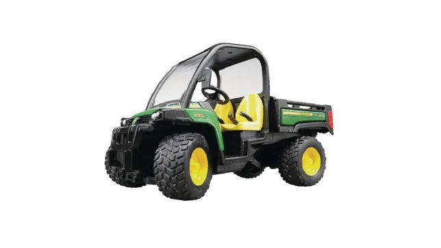 BRUDER 02491 Wywrotka John Deere Gator 855D bez kierowcy ZABAWKA