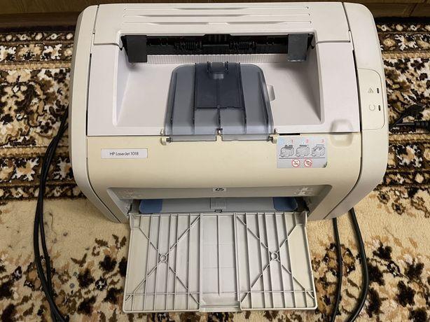 Принтер лазерный HP Laserjet 1018