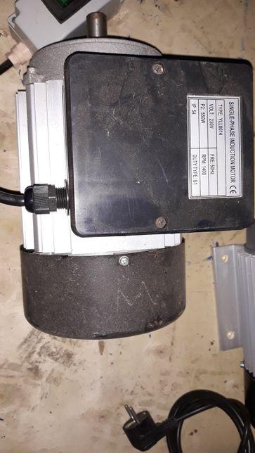 Motor 1 cv 1500 RPM com termico incorporado