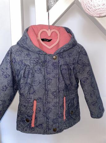 Курточка/парка George 86см.