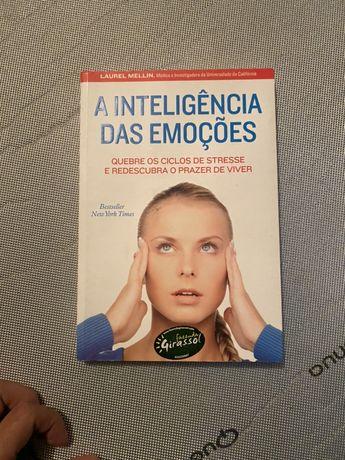 Livro : A inteligência das emoções de Laurel Mellin