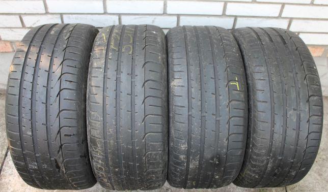 Летние шины 255/40/ZR19 Pirelli P Zero, из Германии, есть поштучно
