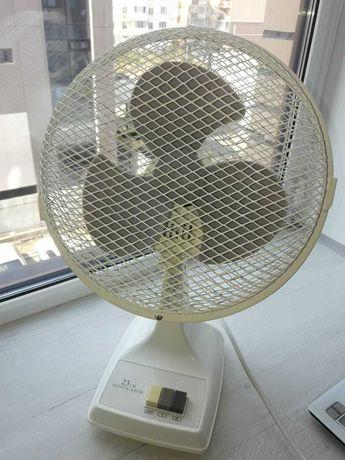 Продаю вентилятор настольный бу