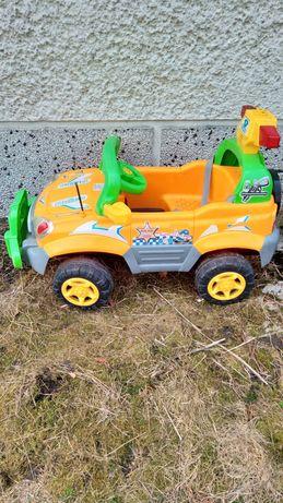Samochod policyjny
