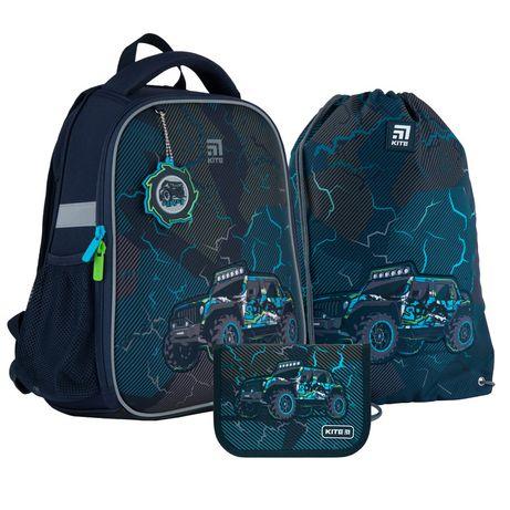 Набір set_k21-555s-1рюкзак + пенал + сумка для взуття Kite