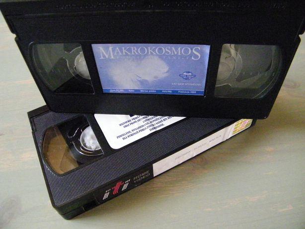 kaseta VHS z filmem