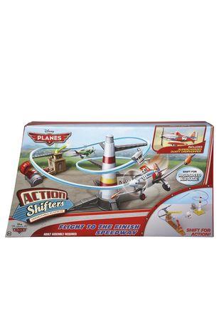 Disney Planes Samolot z torem