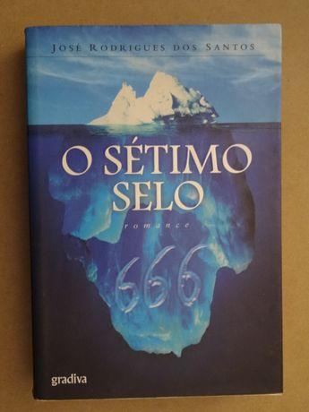 O Sétimo Selo de José Rodrigues dos Santos - 1ª Edição