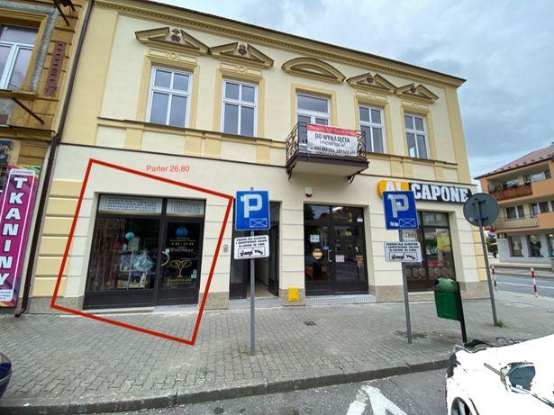 Lokal użytkowy - Rynek w Dąbrowie Tarnowskiej