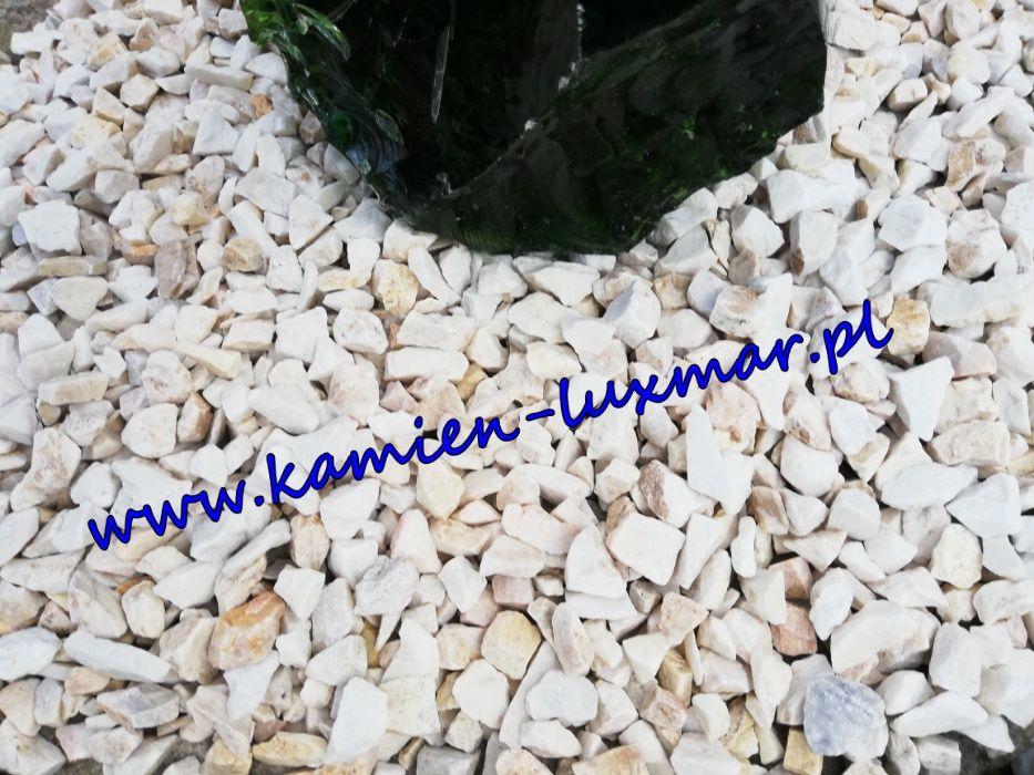 Biała Marianna / kamień ogrodowy /Cena brutto /MOŻLIWA DOSTAWA Tłuszcz - image 1