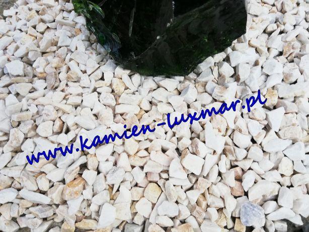 Biała Marianna / kamień ogrodowy /Cena brutto /MOŻLIWA DOSTAWA