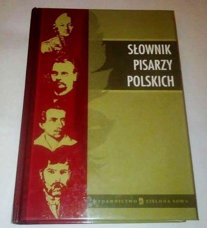 Słownik pisarzy polskich - 1600 biogramów