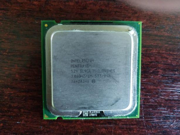 Процессор Intel Pentium 4 3,06 GHz
