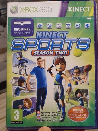 Gra Kinect Sports Season Two XBOX360