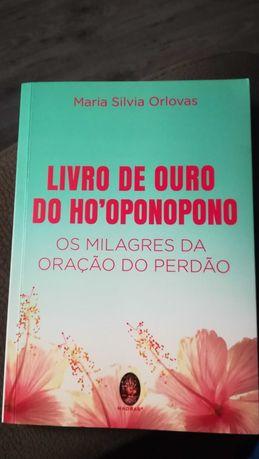 Livro de ouro do Ho'Oponopono - NOVO