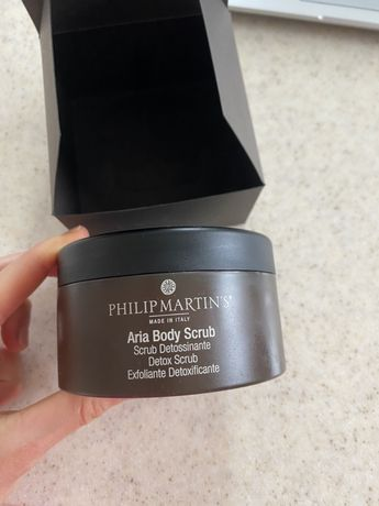 Продам скраб Philip Martins Aria body scrub