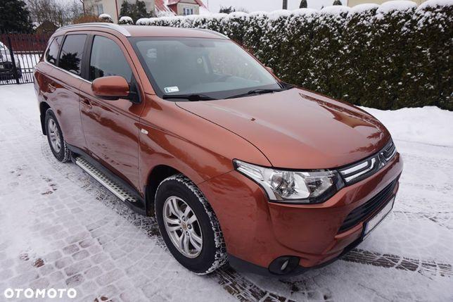 Mitsubishi Outlander 2.0 150KM Salon Polska Pb + LPG