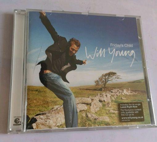 Фирменный диск CD WILL YOUNG - Friday`s Child 2004 (Soft Rock, Soul)