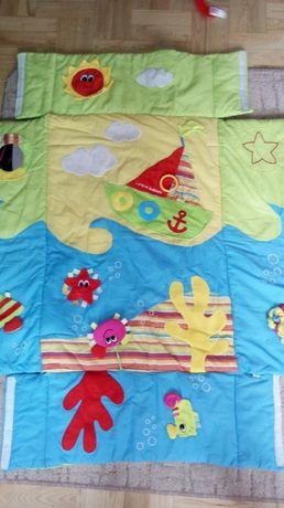 Mata edukacyjna Canpol Kolorowy ocean