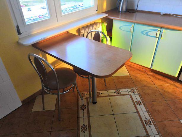 stół kuchenny 2 krzesła zestaw komplet stolik krzesło
