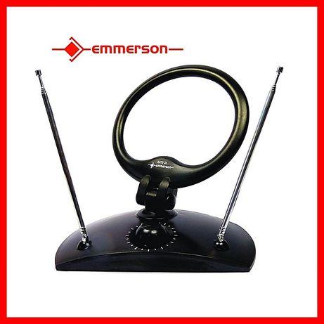 Wewnętrzna Antena Pokojowa Telewizyjna EMMERSON DVB-T MPEG-4 WYSYŁKA