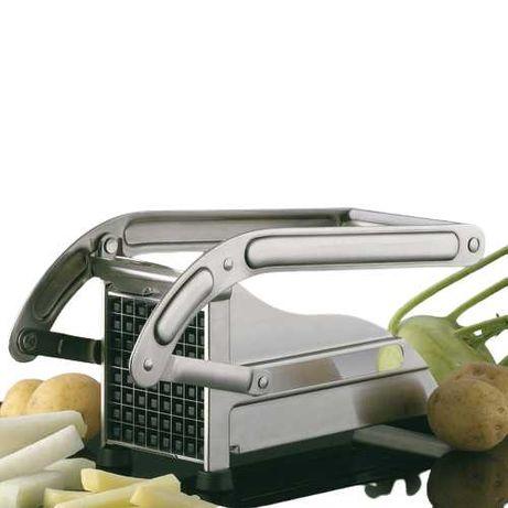 Картофелерезка Potato Chipper Professional SIlver