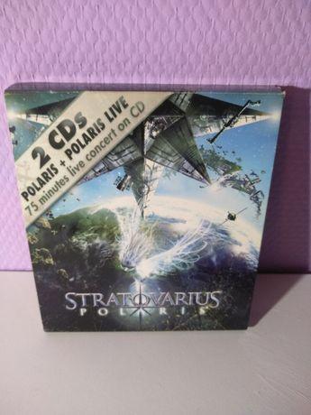 Podwojny Album Cd Stratovarius Polaris