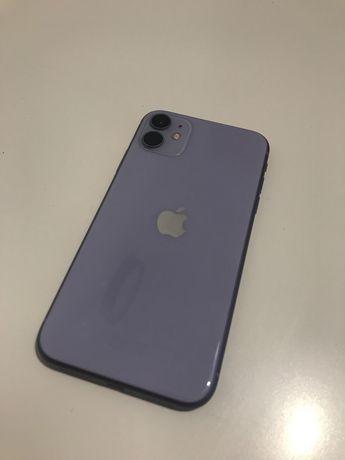 Iphone 11 bardzo ladne stan 128gb