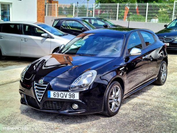 Alfa Romeo Giulietta 1.6 Sprint Nacional