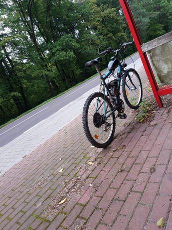 Rower spalinowy 80 cc