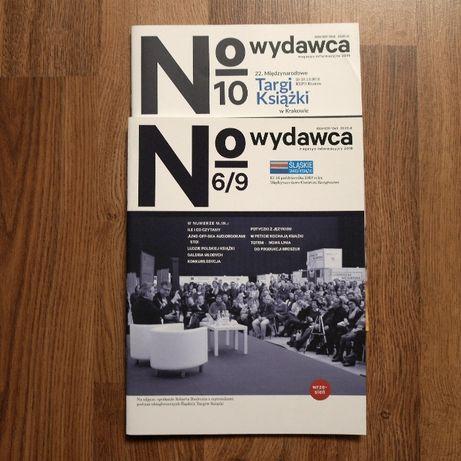 N o Wydawca - magazyn informacyjny 2018 nr 6/9, 10