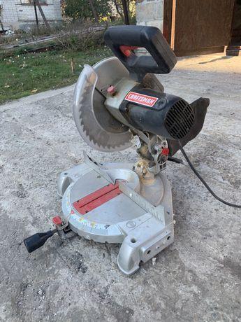 Електропила craftsman
