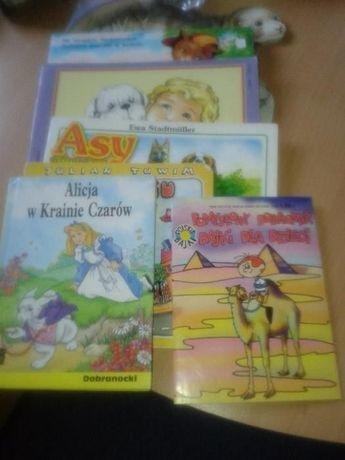 książki dla dzieci, wiersze, baśnie