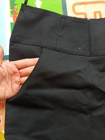 Spódnica ołówkowa ołówek do pracy elegancka seksowna S 36 rozcięcie