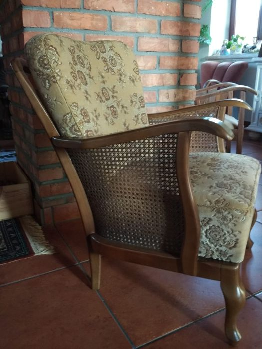 Fotel fotelik 2szt Słupca - image 1