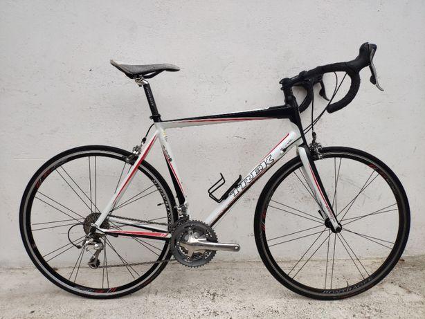 rower szosowy TREK ALPHA 1,7 alu 56cm 105 ultegra 9,2kg