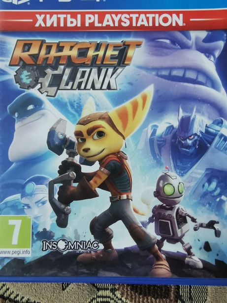Ratched&Clank. ps4 Ratched Clank