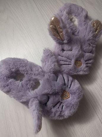 Kapcie króliczki 24 rozmiar