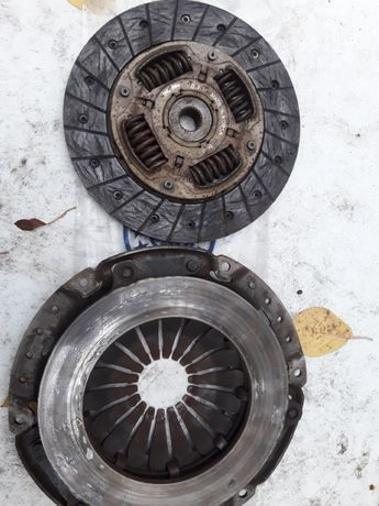 Сцепление корзина диск КПП Ланос 1.5 16кл