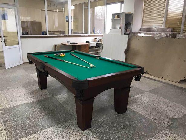 """Бильярдный стол """" Техас"""" 7 футов Більярдний стіл від виробника."""