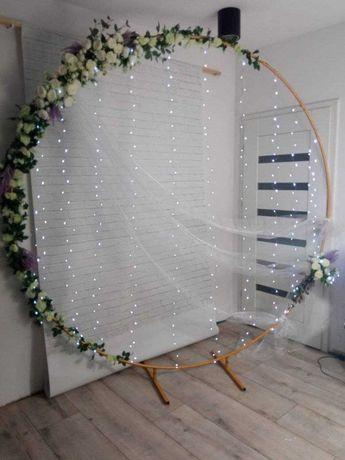Deko-Flor wypożyczalnia ozdób i dekoracji ślubnych i weselnych