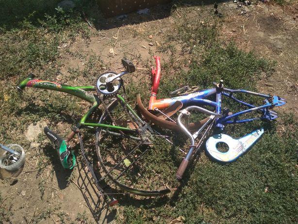 Велосипед по запчастям