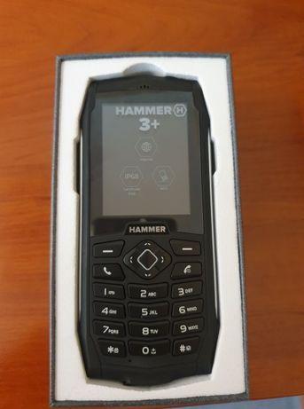 myPhone HAMMER 3+- silver