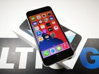 Sklep jak nowy Iphone SE 20 128gb White gwar prod Balticgsm