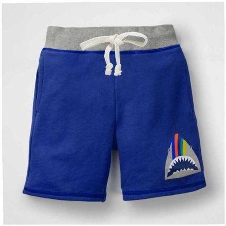 Шорты детские для мальчика GRAY SHARK LITTLE MAVEN акула