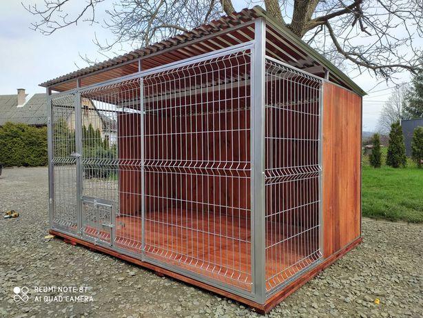 Kojec dla psa wyska jakosc ocynkowany 3x2