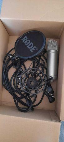 Mikrofon pojemnościowy Rode NT-1