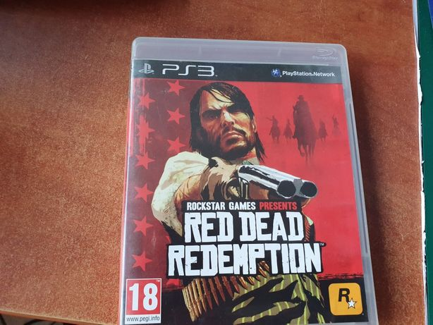 Red Dead Redemption Ps3 Lombard Dzik PlayStation 3