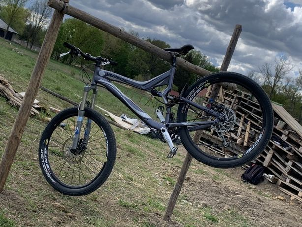 Rower Specialized DH FR DIRT MTB STUNT