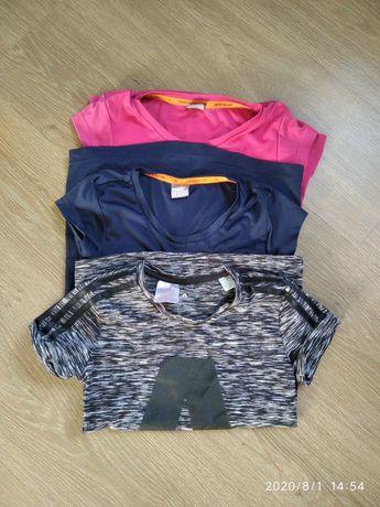Koszulki puma i adidas